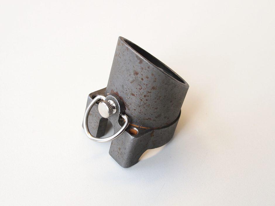 Steel Shroud - unpainted version
