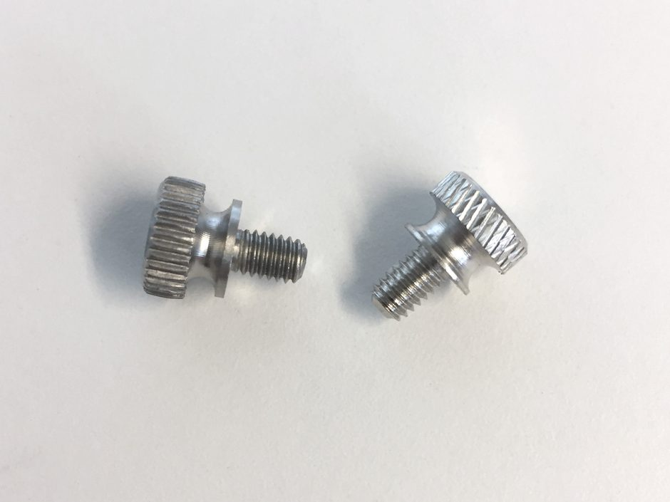 MPP thumb screws